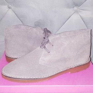 Suede Brickman Boots